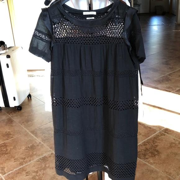 8eecb427bdc Isabel Marant Dresses   Skirts - Isabel Marant Etoile Caleen Shift Dress in  Black